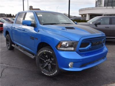 2018 Ram 1500 Crew Cab 4x4 Pickup #R1672 - photo 1