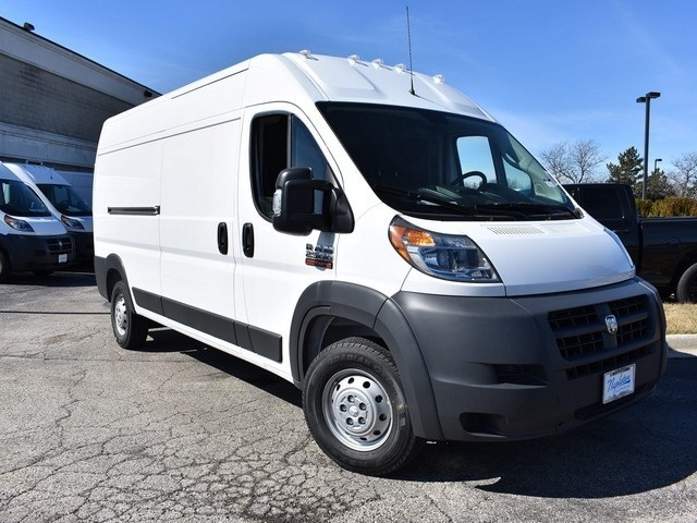 2018 ProMaster 2500 High Roof FWD,  Empty Cargo Van #R1687 - photo 1