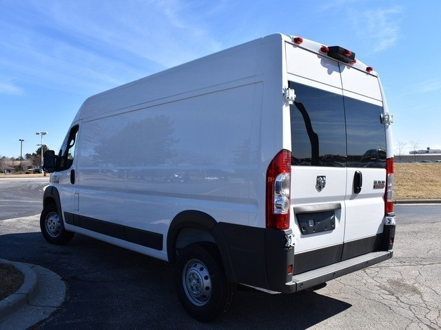 2018 ProMaster 2500 High Roof FWD,  Empty Cargo Van #R1687 - photo 7