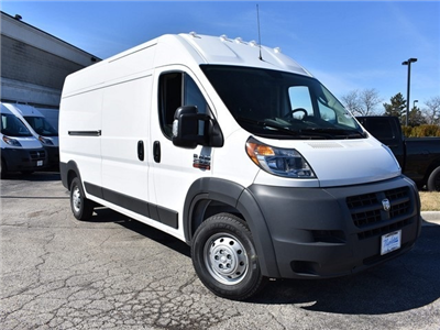 2018 ProMaster 2500 High Roof, Cargo Van #R1687 - photo 1