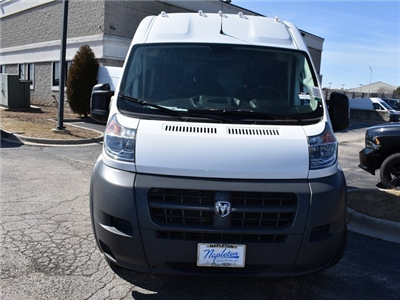 2018 ProMaster 2500 High Roof FWD,  Empty Cargo Van #R1687 - photo 8