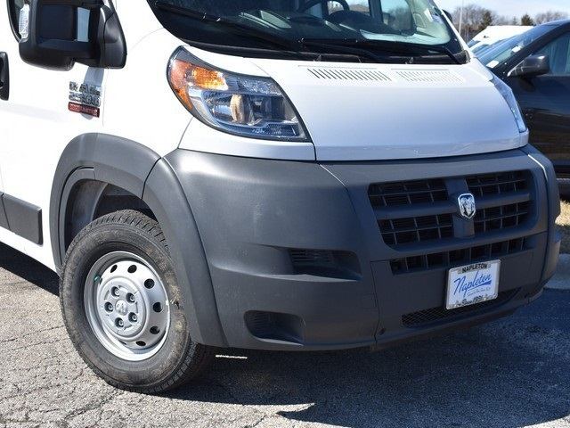 2018 ProMaster 2500 High Roof FWD,  Upfitted Cargo Van #R1688 - photo 3