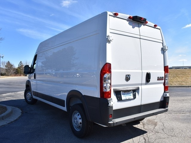 2018 ProMaster 2500 High Roof FWD,  Upfitted Cargo Van #R1688 - photo 8