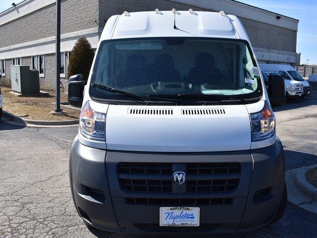 2018 ProMaster 2500 High Roof FWD,  Upfitted Cargo Van #R1688 - photo 9