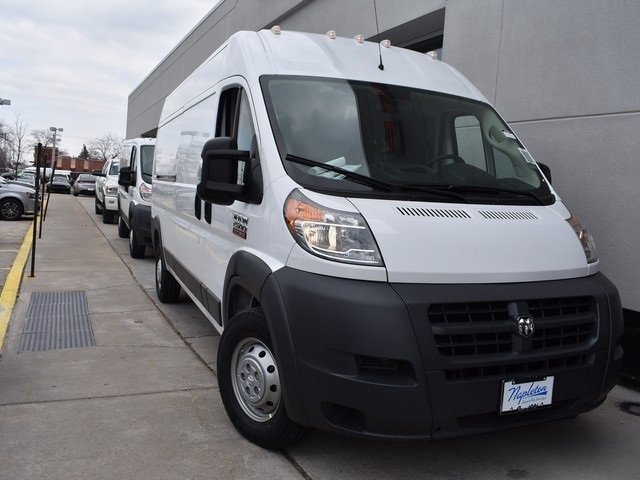 2018 ProMaster 2500 High Roof FWD,  Empty Cargo Van #R1690 - photo 12
