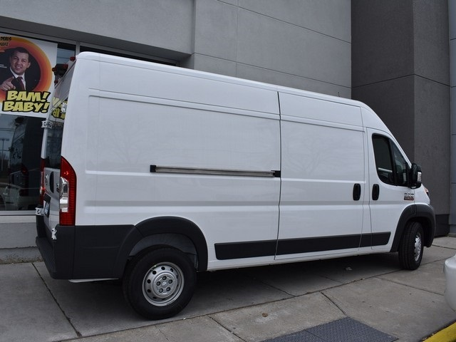 2018 ProMaster 2500 High Roof FWD,  Empty Cargo Van #R1690 - photo 6