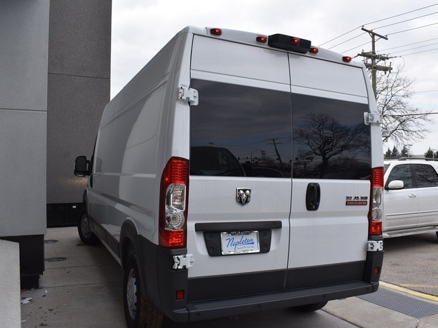 2018 ProMaster 2500 High Roof FWD,  Empty Cargo Van #R1690 - photo 9