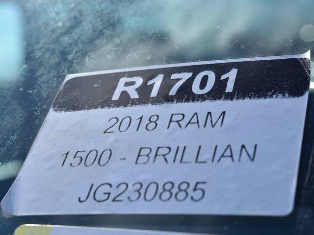 2018 Ram 1500 Regular Cab 4x4, Pickup #R1701 - photo 29
