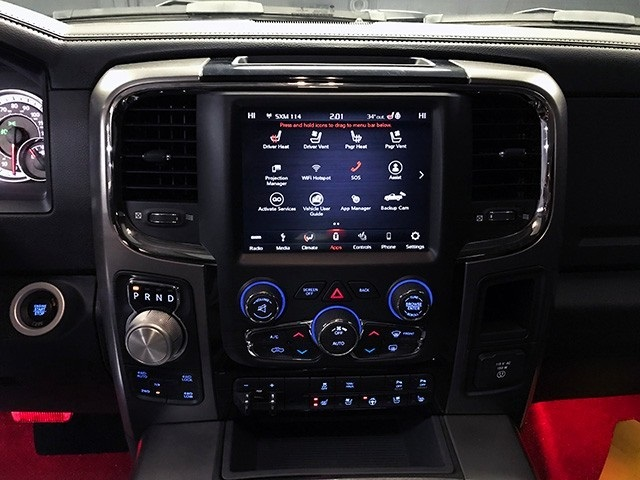 2018 Ram 1500 Crew Cab 4x4,  Pickup #R1705LFT - photo 19