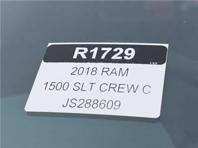 2018 Ram 1500 Crew Cab 4x4, Pickup #R1729 - photo 28