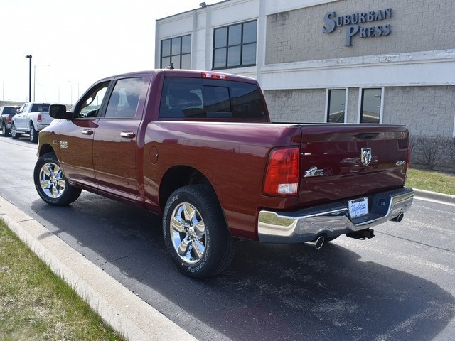2018 Ram 1500 Crew Cab 4x4, Pickup #R1736 - photo 5