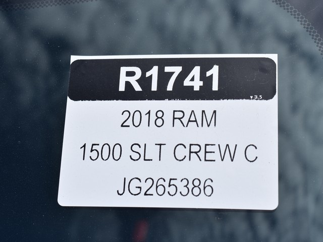 2018 Ram 1500 Crew Cab 4x4, Pickup #R1741 - photo 27