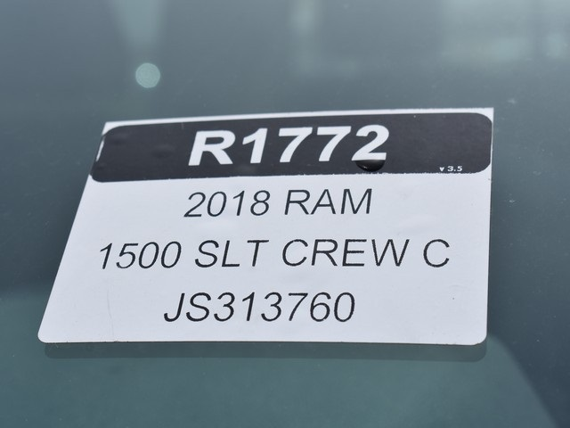 2018 Ram 1500 Crew Cab 4x4,  Pickup #R1772 - photo 27