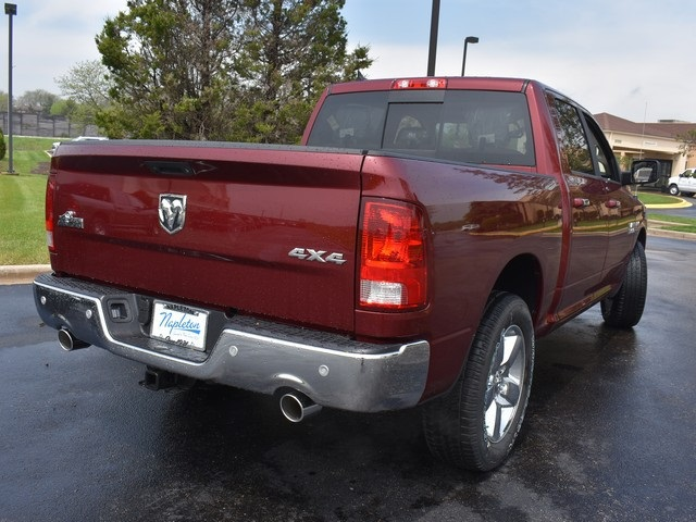 2018 Ram 1500 Crew Cab 4x4,  Pickup #R1772 - photo 2