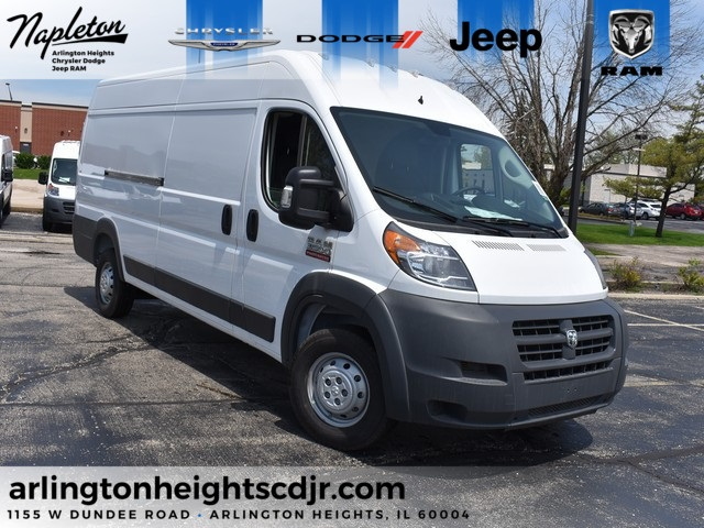 2018 ProMaster 3500 High Roof, Cargo Van #R1776 - photo 1