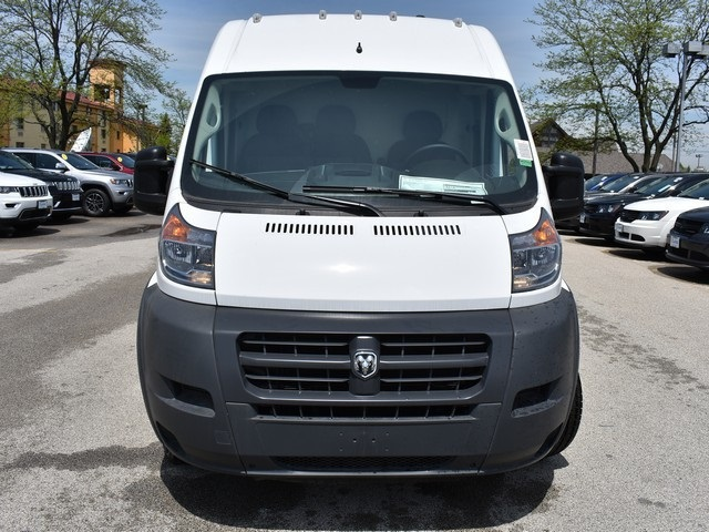 2018 ProMaster 2500 High Roof FWD,  Empty Cargo Van #R1777 - photo 8