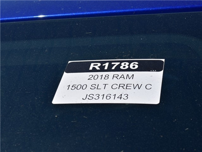 2018 Ram 1500 Crew Cab 4x4,  Pickup #R1786 - photo 27