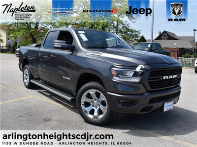 2019 Ram 1500 Quad Cab 4x4,  Pickup #R1792 - photo 1