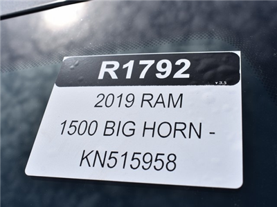 2019 Ram 1500 Quad Cab 4x4,  Pickup #R1792 - photo 27