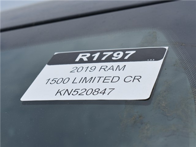2019 Ram 1500 Crew Cab 4x4,  Pickup #R1797 - photo 27