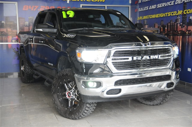 2019 Ram 1500 Crew Cab 4x4,  Pickup #R1799LFT - photo 1