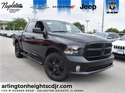 2018 Ram 1500 Crew Cab 4x4,  Pickup #R1818 - photo 1