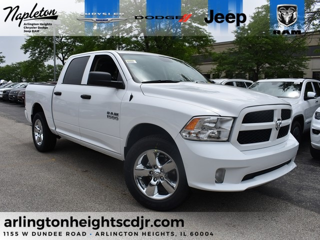 2018 Ram 1500 Crew Cab 4x4,  Pickup #R1820 - photo 1