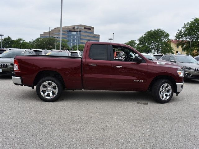 2019 Ram 1500 Quad Cab 4x4,  Pickup #R1822 - photo 3
