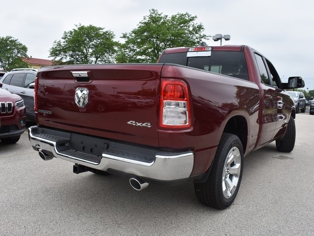 2019 Ram 1500 Quad Cab 4x4,  Pickup #R1822 - photo 2
