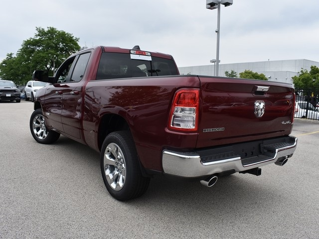 2019 Ram 1500 Quad Cab 4x4,  Pickup #R1822 - photo 5
