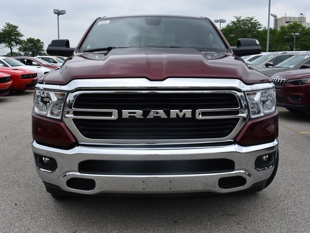 2019 Ram 1500 Quad Cab 4x4,  Pickup #R1822 - photo 7