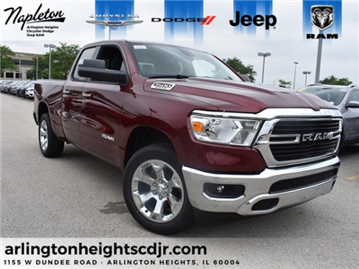 2019 Ram 1500 Quad Cab 4x4,  Pickup #R1822 - photo 1