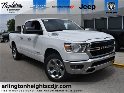 2019 Ram 1500 Quad Cab 4x4,  Pickup #R1826 - photo 1