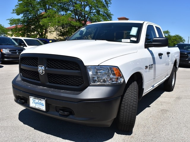 2018 Ram 1500 Quad Cab 4x4,  Pickup #R1845 - photo 6