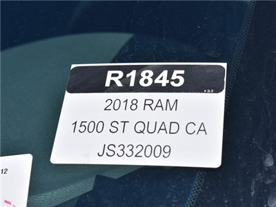 2018 Ram 1500 Quad Cab 4x4,  Pickup #R1845 - photo 26