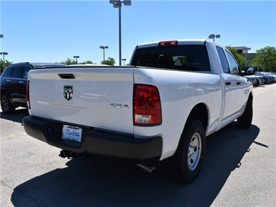 2018 Ram 1500 Quad Cab 4x4,  Pickup #R1845 - photo 2