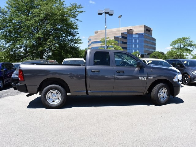 2018 Ram 1500 Quad Cab 4x4,  Pickup #R1847 - photo 3
