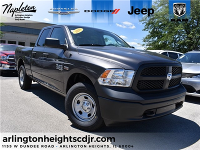 2018 Ram 1500 Quad Cab 4x4,  Pickup #R1847 - photo 1