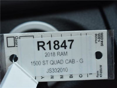 2018 Ram 1500 Quad Cab 4x4,  Pickup #R1847 - photo 25
