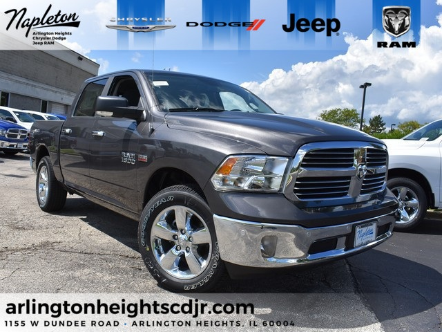 2018 Ram 1500 Crew Cab 4x4,  Pickup #R1858 - photo 1
