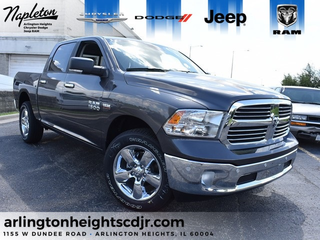 2018 Ram 1500 Crew Cab 4x4,  Pickup #R1877 - photo 1