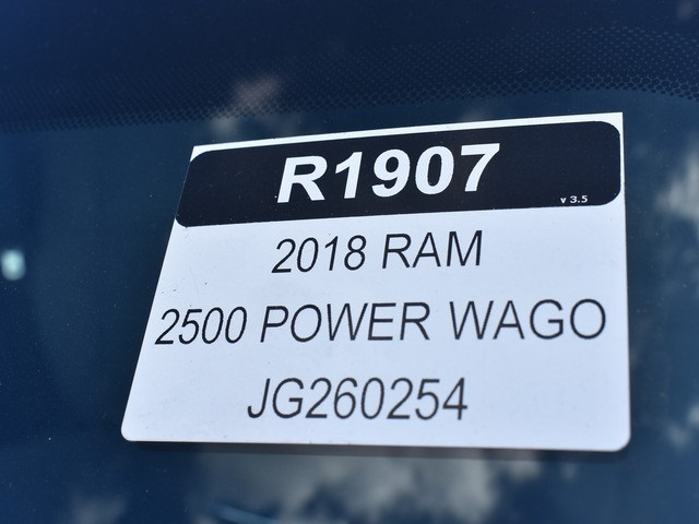 2018 Ram 2500 Crew Cab 4x4,  Pickup #R1907 - photo 26