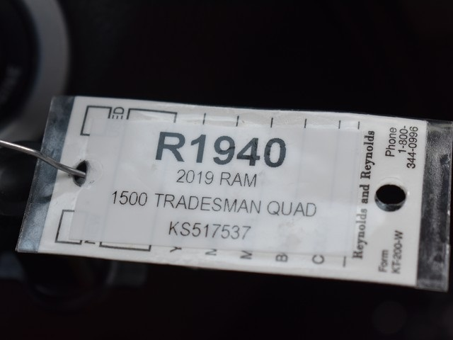 2019 Ram 1500 Quad Cab 4x4,  Pickup #R1940 - photo 22