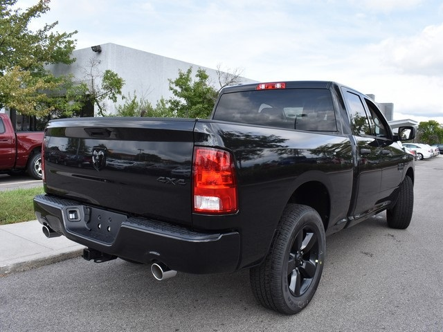 2019 Ram 1500 Quad Cab 4x4,  Pickup #R1940 - photo 2