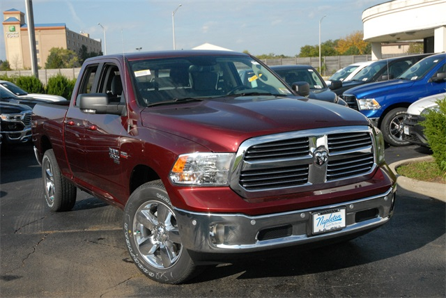 2019 Ram 1500 Quad Cab 4x4,  Pickup #R1982 - photo 1
