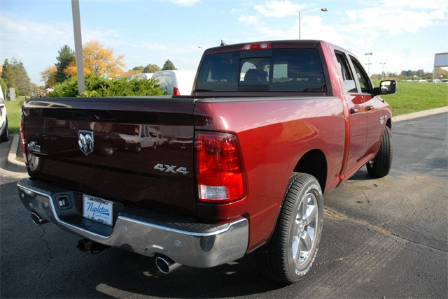 2019 Ram 1500 Quad Cab 4x4,  Pickup #R1982 - photo 2