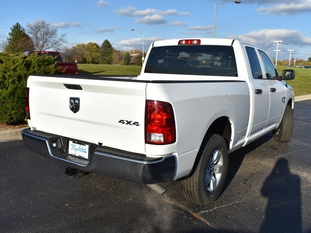 2019 Ram 1500 Quad Cab 4x4,  Pickup #R2008 - photo 2