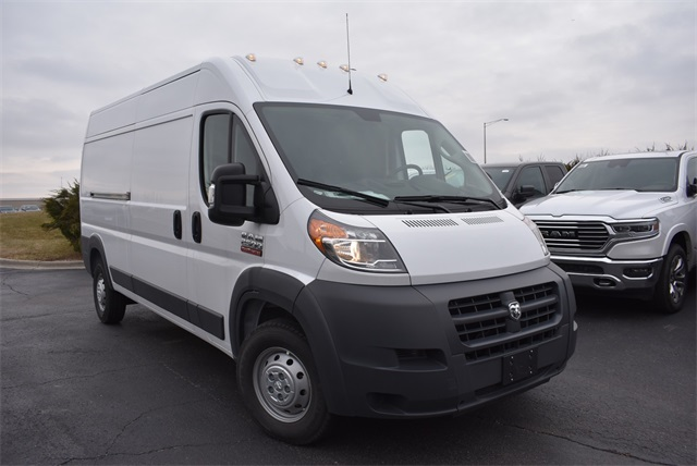 2018 ProMaster 2500 High Roof FWD,  Empty Cargo Van #R2074 - photo 7