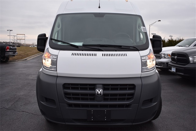 2018 ProMaster 2500 High Roof FWD,  Empty Cargo Van #R2074 - photo 15