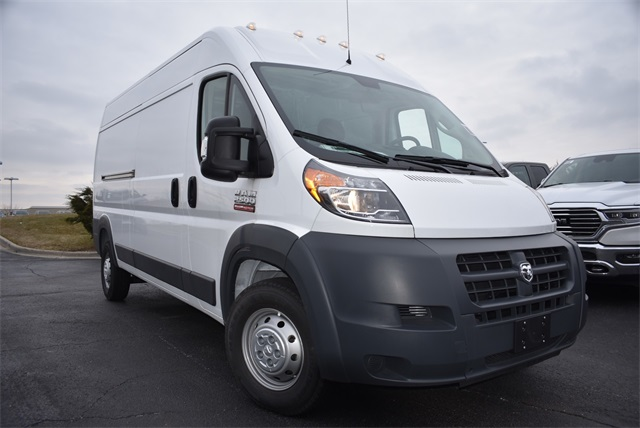 2018 ProMaster 2500 High Roof FWD,  Empty Cargo Van #R2074 - photo 17